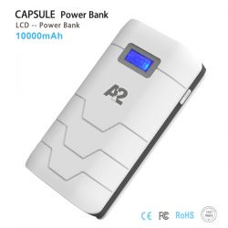 A2 Power Bank 10000mAh with Double USB Output