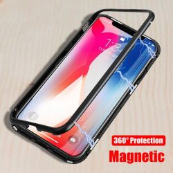 Magnetic  Case for iPhone X / XS