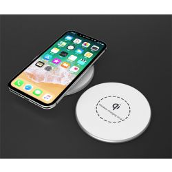 KD02 Fast Wireless Charger for IOS And Android White