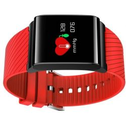 Smart Fitness Band For Android & iOS,Red - X9 PRO