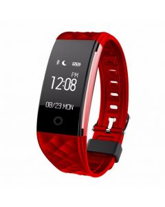 Smart Fitness Band S2 - Red